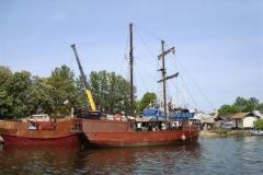 35. port dziwnow