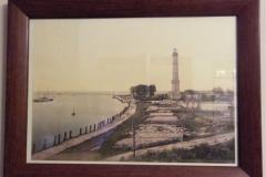 01. obraz latarni sprzed 1903r
