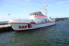 statek ratowniczy