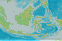 2. Indonezja mapa