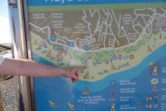 lokalizacja na mapie turystycznej