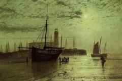 atkinson_grimshaw_-_latarnia_morska_w_scarborough_-_1877