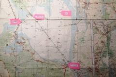 latarniowce mapa