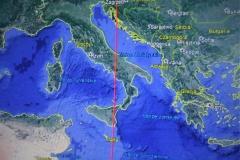17. Chorwacja, Włochy, Malta, Libia