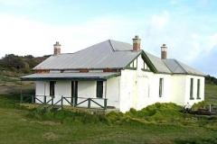 6. budynek latarnika Eliza's Cottage