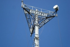 5. szczyt  masztu radiowego