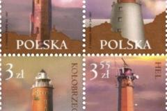 _znaczki polskie 2007