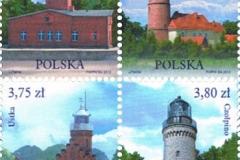 _znaczki polskie 2013